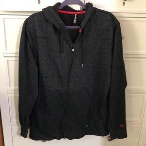 Ocean Current zip up hoodie men's XL